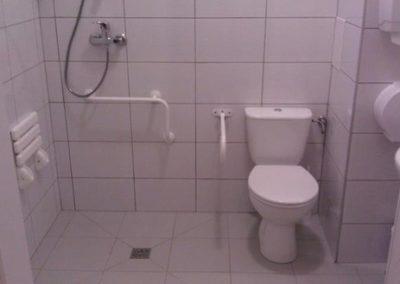 toaleta dla pacj.